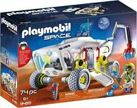 Playmobil Space Mars Research Vehicle & Goodman Set #9489 NEW Factory Sealed Box