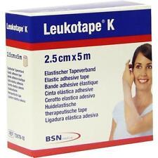 Leukotape K 2,5 cm colores de piel 1 St