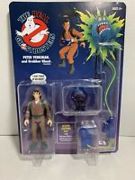 The Real Ghostbusters Peter Venkman and Grabber Ghost MOC IN HAND 2020