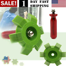 US! Air Conditioner Radiator Condenser Fin Comb A/C Straightener Cleaning Tool