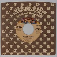 CINDY BULLENS: Too Close to Home USA Casablanca NM- 45 Soul Funk