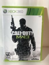Call of Duty: Modern Warfare 3 Xbox 360 Game Xbox MW3