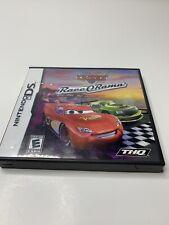 Cars Race O Rama (2009) - Nintendo DS racing game Disney Pixar Complete