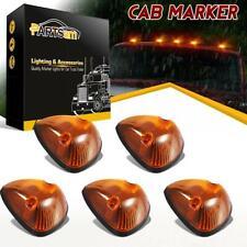 5xAmber 264141AM Roof Cab Marker 16 LED Lights for Dodge Ram 2500 3500 1994-1998