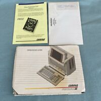 Compaq Portable III 3 Operations Guide Manual Vintage Computer PC No Disk 1987