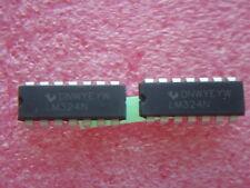 3 pcs LM324N  LM324  IC  324 Low Power Quad Op-Amp DIP-14 NEU