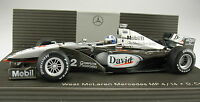 MINICHAMPS - F1 West McLAREN Mercedes MP 4-14 - D Coulthard - 1:43 - B66961902
