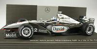 MINICHAMPS - F1 West McLAREN Mercedes MP 4-14 - D Coulthard - 1:43 - B66961902