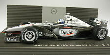 MINICHAMPS - F1 McLAREN Mercedes MP 4-14 - D Coulthard - 1:43 - B66961902