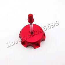 Petrol Gas Fuel Tank Cap Cover For CR125 CR250 2003-2013 Dirt Pit Motor Bike