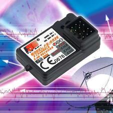 3CH 2.4Ghz FS-GR3E récepteur Voiture Bateau RC télécommande w / Failsafe Bind DC
