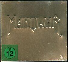 Manowar Gods Of War Steel Box edition CD new
