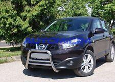 Frontbügel Bullenfänger Frontschutzbügel Rammschutz Nissan Qashqai Zulassung