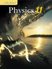 Nelson Physics 11 : Student Text National Edition