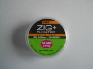 fox zig and floater
