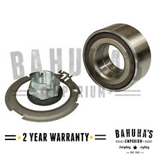 NEW FRONT WHEEL BEARING FIT FOR NISSAN PRIMASTAR 2.0, DCI 80/90/100/120/140/150