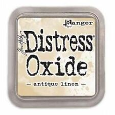 Tim Holtz Distress Oxide Pad antique linen - new release