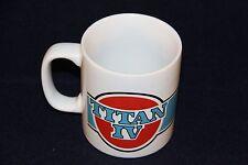 TITAN IV Rocket NASA Air Force Coffee Mug
