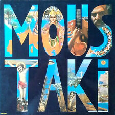 GEORGES MOUSTAKI - MOUSTAKI - POLYDOR # 2473 052 - STEREO LP - FRENCH PRESSING