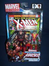 Marvel Universe Greatest Battles Colossus & Juggernaut Hasbro NIB