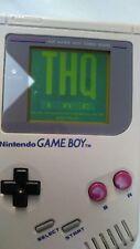 Nintendo Game Boy DMG-01 consola portátil hanheld 1989 con trabajo de Juego FIFA 98