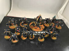 Warhammer 40k Chaos Space Marine Shadowspear Daemonkin Painted Night Lords