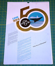 50 YEARS OF SIMULATION - THE SINGER COMPANY LINK DIVISION - VINTAGE AVIATION