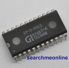100% New And Genuine AY-3-8913 Integrated Circuit DIP-24