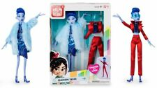Disney Store Yesss Doll Wreck-It Ralph 2 coats tops spare trousers skirt toy