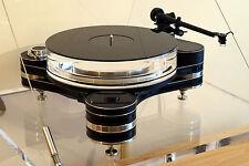 Gloss Black Acrylic Turntable Platter Mat. Fits Pro-ject, Rega!