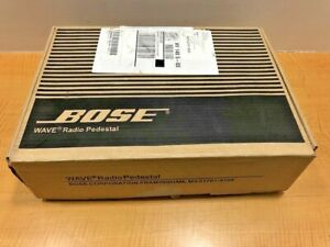 Bose Pedestal For WAVE Radio CD Graphite Gray New