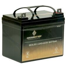 Chrome Battery U1R7 Maintenance Free Sealed Lead Acid Battery replaces Everstart
