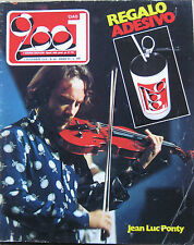 CIAO 2001 44 1974 JeanLuc Ponty Rolling Stones Oldfield John Cage Gong CSNY Gong