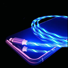 3ft 6ft LED USB Lightening Charger Cord Cable for iPhone 8 7 Plus XR X XS MAX 6S