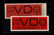 DDR ZKD 1965 Nr D3x+y postfrisch (403791)