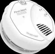 Brk First Alert Sc7010B Smoke & Carbon Monoxide Alarm Ac Powered Photoelectric