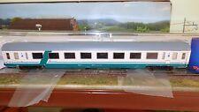 ROCO 64083A Gran Confort salone tetto  livrea XMPR fascia verde obliqua,logo FS