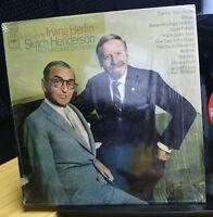 VINYL RECORD ALBUM A TRIBUTE TO IRVING BERLIN SKITCH HENDERSON PIANO SHRINK DEMO