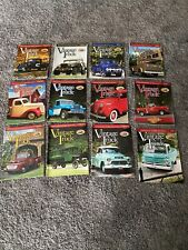 Lot of 16 Vintage Truck Books/Magazines 2006 - 2011