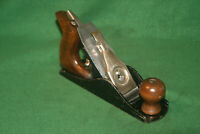 Clean & Restored Vintage Pexto No 4 Size Hand Bench Plane Tool USA Inv#MD06