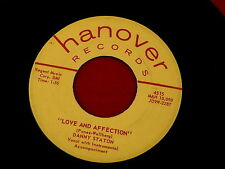 DANNY STATON~ LOVE AND AFFECTION~ A KILLER TWO SIDER~PRAYER CAN ~TEEN~ MOD 45