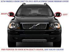 Volvo XC90 2007 TO 2014 RIGHT Hand Wing Mirror Cover PAINTED ANY VOLVO COLOUR