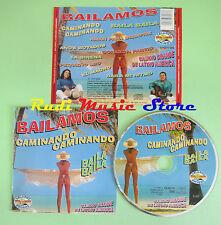 CD CHALY SANCHEZ IVES CLAURE Bailamos caminando 1999 SALUDOS (Xs2) no lp mc dvd