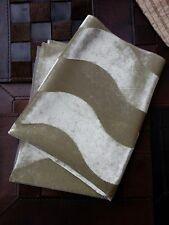 MARCATO tessuto stoffa scampolo design BRUMMEL velluto operato ONDA scampoli