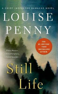 NEW Still Life By Louise Penny Paperback Free Shipping