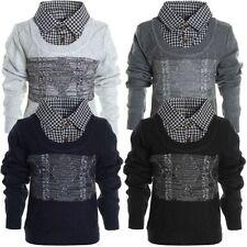 Größe 98 Jungen-Pullover aus Polyester