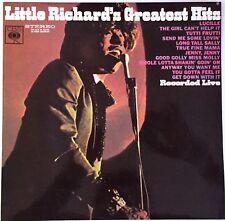 LITTLE RICHARD Greatest Hits LP Recorded Live RARE