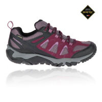 Merrell Mens Outmost Ventilator GORE-TEX Walking Shoes Grey Pink Sports Outdoors