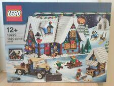 LEGO (10229) Creator Winter Village Cottage - 1490 Pieces - Very hard to find