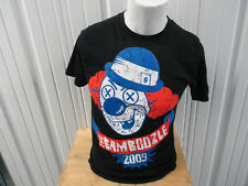 Vintage Anvil Fall Out Boy No Doubt The Bamboozle Tour 2009 W/ Date Small Shirt